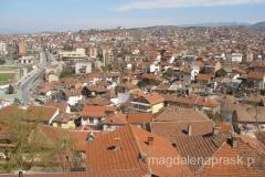 wspinając się na wzgórze Isar - widok na Stip