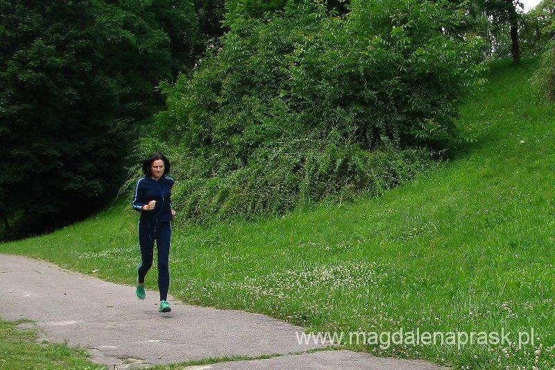 wiem, że biegi to najlepszy trening wydolnościowy