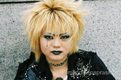 młoda cosplay-zoku czyli zbuntowana na japoński sposób dziewczyna