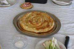 tradycyjna pita - to element macedońskiej tradycji
