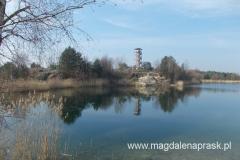 drewniana wieża widokowa o wysokości blisko 15 metrów powstała w 2011r.
