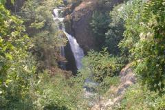 wodospad Białego Drinu