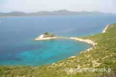 ostatnie spojrzenie na naszą wyspę z głównej drogi