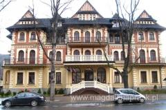 typowa architektura góralska