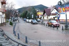 w centrum Zakopanego