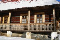 Zdziar - piękna góralska wieś z malowanymi okiennicami