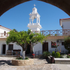 klasztor Moni Panagia Ipseni