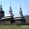cerkiewki Beskidy Sądeckiego