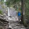 Dolina Strążyska – wodospad Siklawica