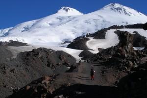 Elbrus w całej okazałości