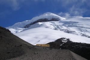 Ekwadorski wulkan - Cotopaxi